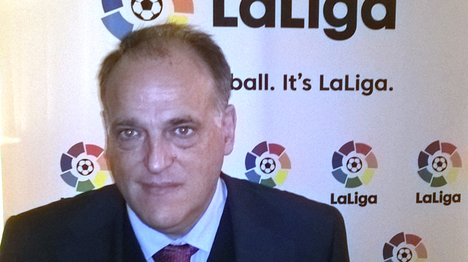 Tebas montre encore les crocs et fixe un ultimatum à l'UEFA — PSG