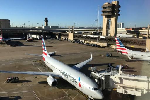 Y'aura t-il un pilote dans les avions d'American Airlines à Noël?