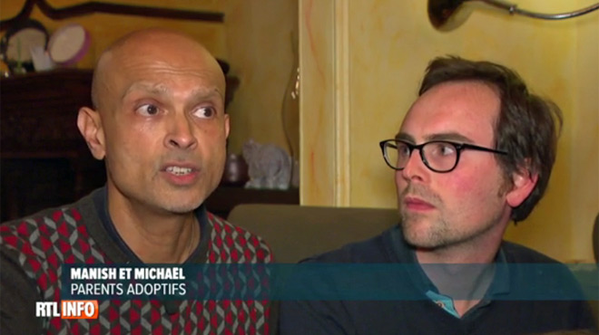 Un couple homosexuel abattu doit rendre l'enfant qu'il avait adopté: