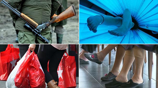 Pensions, sacs plastiques, bancs solaires...: voici tout ce qui change ce 1er décembre