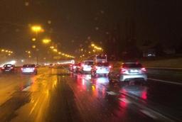Neige : maintien de la phase de vigilance renforcée sur les routes en Wallonie