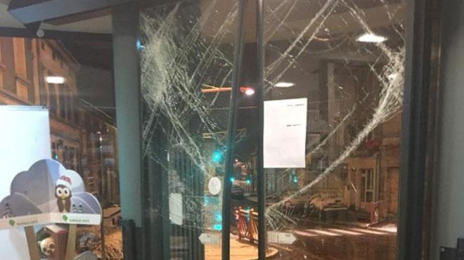 sept commerces de la province du Luxembourg attaqués au véhicule-bélier par la même bande durant la même nuit