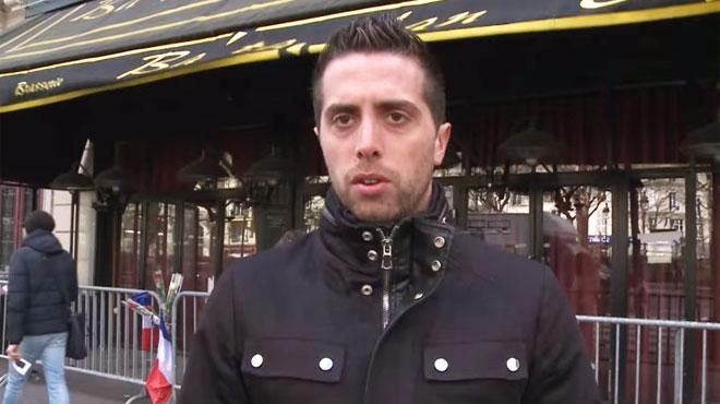 Cédric avait prétendu être une victime des attentats de Paris et  avait passé plusieurs semaines en arrêt maladie: il a été condamné à de la prison ferme