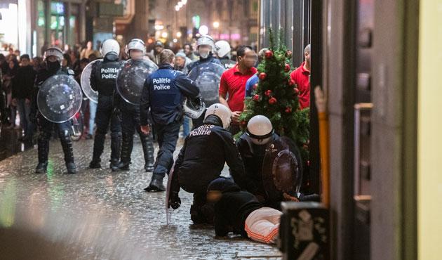 Émeutes à Bruxelles:  un adolescent de 15 ans originaire de Dilbeek placé en institution fermée