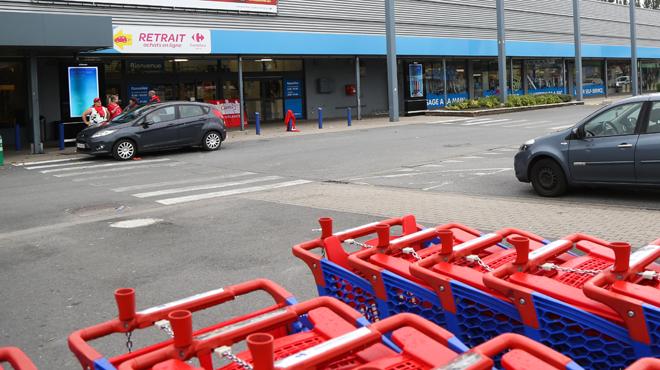 Gino, un évadé de Lantin, arrêté dans un supermarché à Ans après une tentative d'escroquerie
