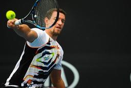 Pas de troisième titre de suite pour Joachim Gérard, éliminé en demi-finale du Masters