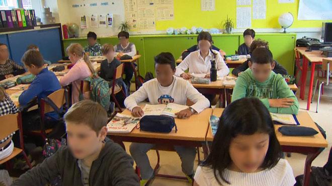 Une mesure fait polémique en Flandre: autoriser les enfants à parler leur langue maternelle à l'école