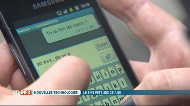 25 ans après sa création, le SMS séduit-il toujours autant ?