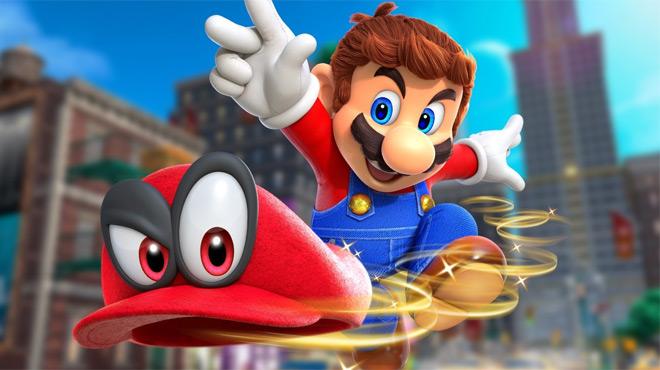 Super Mario est de retour avec une 'Odyssey' à la sauce (presque) GTA...