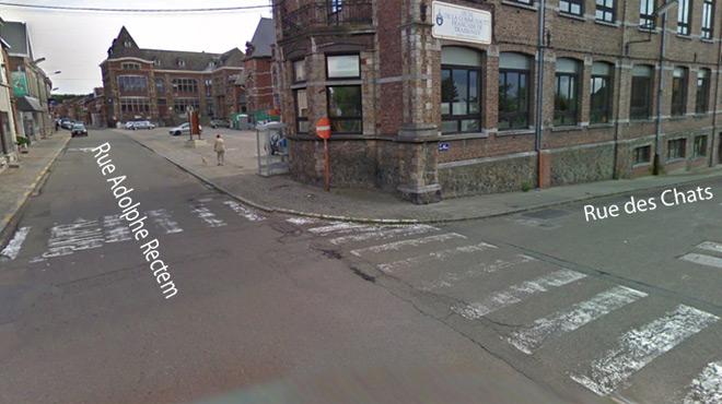 Une adolescente a été victime d'une tentative d'enlèvement près de son école à Trazegnies: avez-vous vu quelque chose ?
