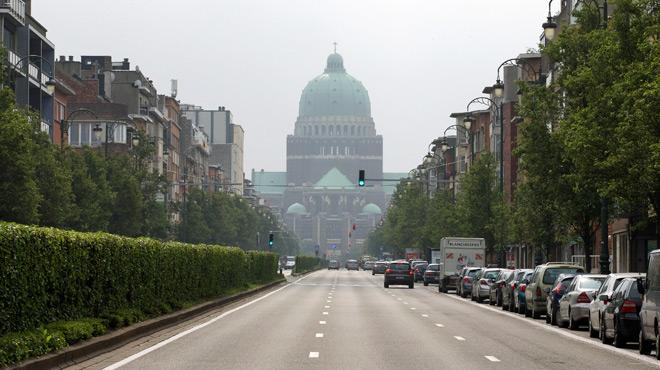 Bonne nouvelle si vous roulez souvent près de la Basilique de Koekelberg: le test de circulation est arrêté plus tôt que prévu