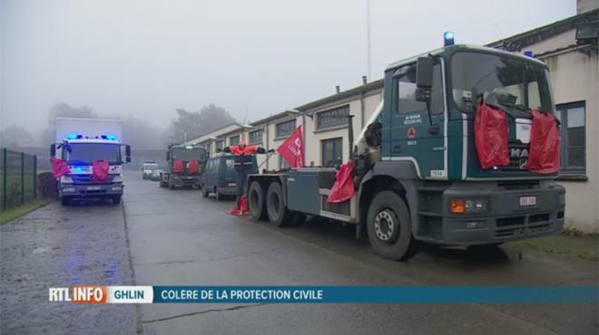 Les agents de la protection civile en COLÈRE à cause du plan de réforme:
