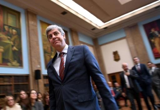 Le Portugais Mario Centeno devient le nouveau président de l'Eurogroupe — Zone euro