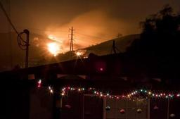 Nouvelles évacuations en Californie suite à des feux de forêts