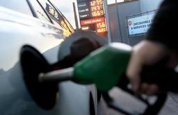 L'essence à la baisse jeudi