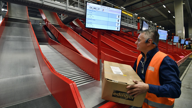 Bpost cherche... 1.000 personnes pour livrer les cadeaux de fin d'année commandés en ligne