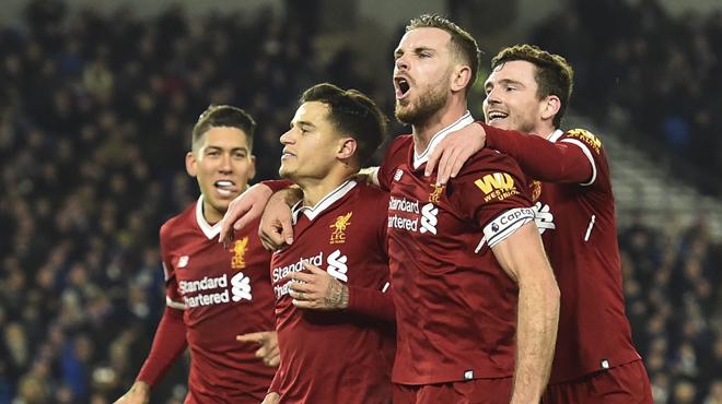Ligue des champions: regardez et commentez Liverpool - Spartak Moscou en direct vidéo