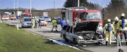 Vias enregistre une baisse de 11% du nombre de tués sur les routes belges