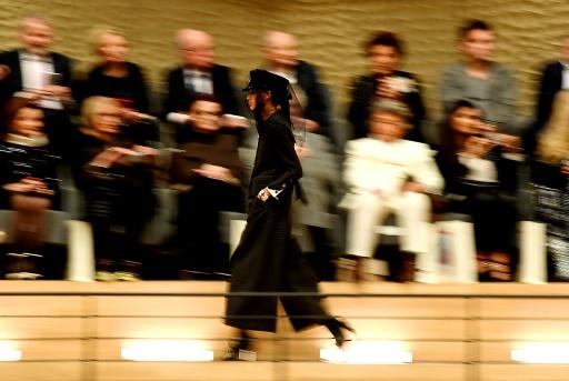 Mode: Chanel fait escale à Hambourg, ville natale de Lagerfeld