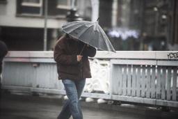 La pluie balayera le pays d'ouest en est