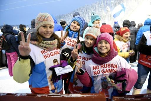 Dopage: entre les sportifs et les politiques russes, une cassure inédite autour des JO-2018