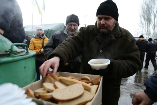 Ukraine: l'insécurité alimentaire a doublé en un an, selon l'ONU