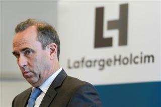 Syrie- l'ex-patron de LafargeHolcim présenté à des juges en vue d'une éventuelle mise en examen