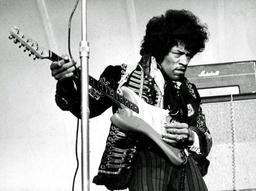 Sortie d'un album posthume de Jimi Hendrix