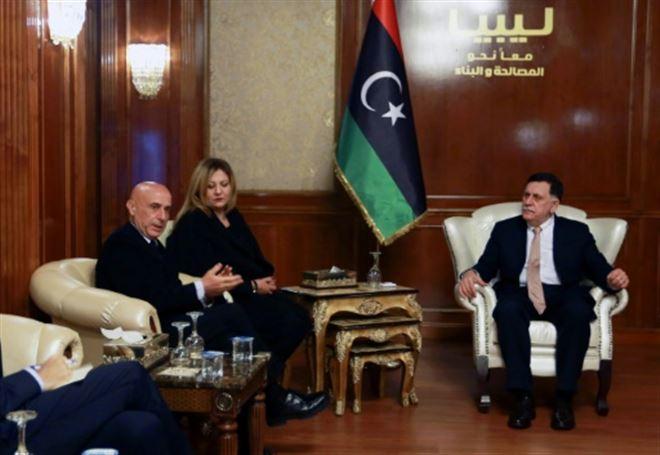 Immigration- cellule italo-libyenne pour lutter contre les passeurs