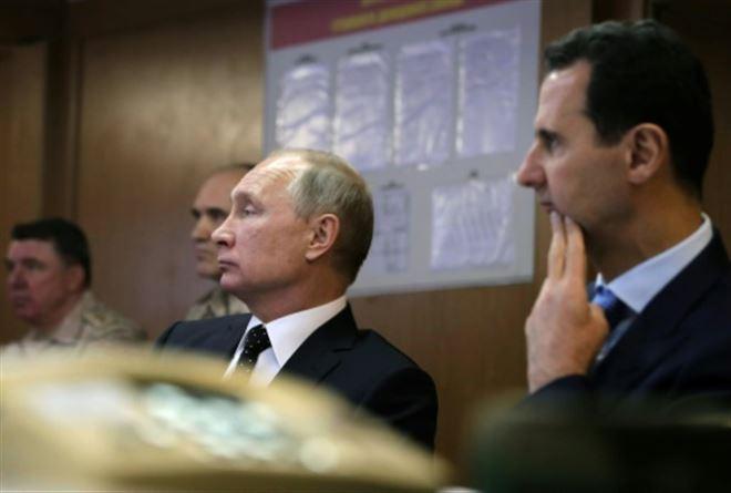 Poutine ordonne le retrait d'une partie significative des forces russes en Syrie