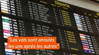Le chaos à Brussels Airport-  300 vols annulés, une centaine retardés 2