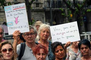 Carrière antique à Marseille- la mairie vote une protection partielle