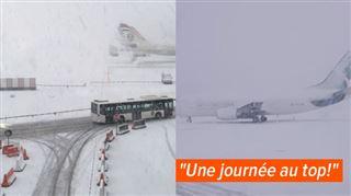Est-on vraiment obligé de laisser les passagers enfermés dans un avion?- des voyageurs se plaignent d'être coincés sur le tarmac de Brussels Airport 3