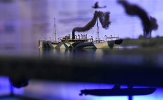 Le Razzle Dazzle, ou l'art de camoufler les bateaux