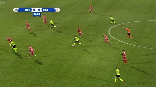 Sans Edmilson, le Standard joue son avenir en Coupe à Ostende 1