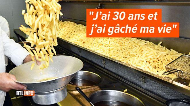 Ex-gérante d'une friterie à La Louvière, Julie ne s'en sort plus- On me réclame plus de 20.000€ de dettes 1
