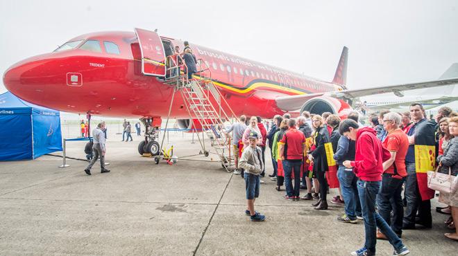 Découvrez les formules proposées par Brussels Airlines pour le Mondial 2018