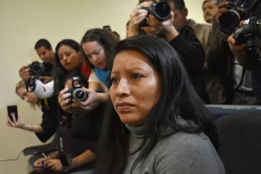 Salvador: 30 ans de prison confirmées pour une fausse couche