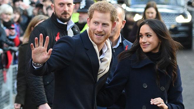 UNE PREMIÈRE: Meghan Markle va passer Noël avec la famille royale britannique
