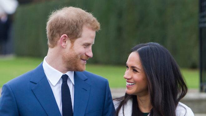 On connaît la date du mariage du prince Harry et de Meghan Markle!
