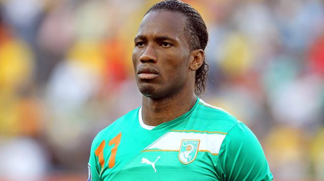 LE CHOC: Didier Drogba a changé de coiffure, et c'est radical (photo)