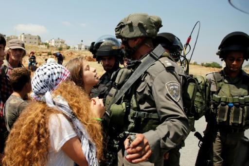 Une famille palestinienne dans le viseur de la justice israélienne