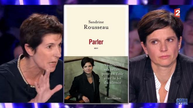 ONPC - Clash Christine Angot et Sandrine Rousseau : France 2 mise en demeure