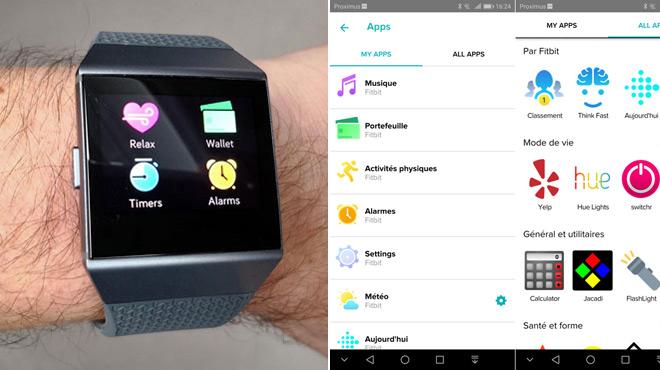 Fitbit, le N.1 du bracelet d'activité, se lance dans la smartwatch: bide ou évolution ?