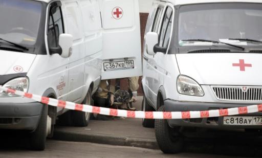 Un autobus fonce dans un passage souterrain à Moscou: au moins quatre morts
