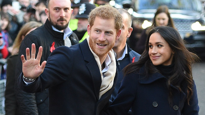 So cute: le prince Harry refuse d'aller chasser… par amour pour Meghan Markle