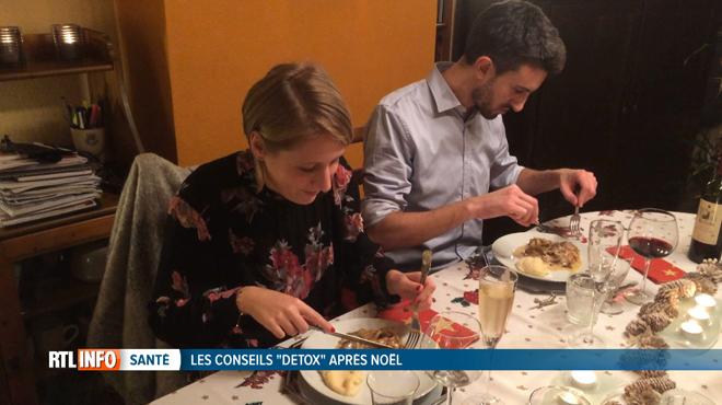 Bûche, champagne, foie gras et autres ripailles: entre Noël et Nouvel An, comment faire pour ménager son estomac et son foie?