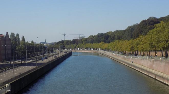Le corps d'un homme inconnu découvert dans le canal de Willebroek à Haren