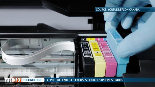 Epson trompe-t-il ses clients pour leur faire acheter plus de cartouches d'imprimantes?