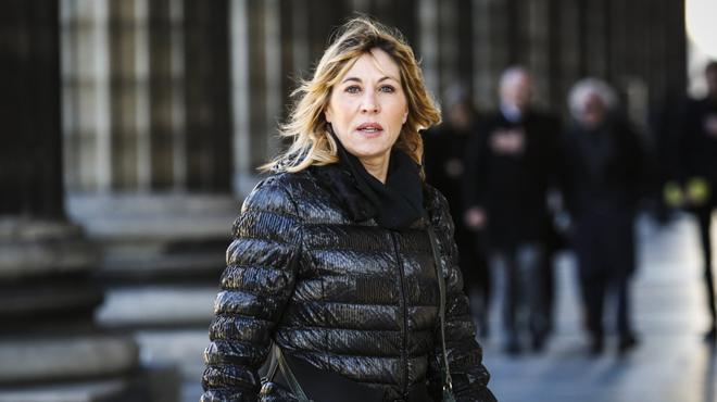 Mathilde Seigner interpellée suite à un accident de voiture